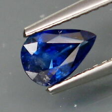 Pear Excellent Cut Loose Natural Sapphires