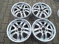4 x Alufelgen Original BMW 3 er E90/E91/E92 16 x 7 ET 34 6765762 LK 5 x 120(c517