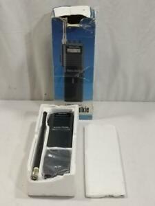 Realistic TRC-226 Handheld 40 Channel CB Radio w Box #2  PLEASE READ