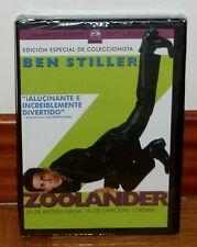 ZOOLANDER - DVD - PRECINTADO - NUEVO - COMEDIA - EDICION ESPECIAL - BEN STILLER