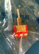 A203SYZQ04 ALCOSWITCH Switch Toggle 5A DPDT ON-OFF-ON 125V