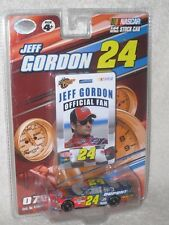 Jeff Gordon Dupont Winners Circle 1 64 Diecast Stock Racing Car Card