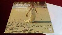 SHIRLEY BASSEY - SOMETHING - ORIGINAL UK LP IN LAMINATED SLEEVE