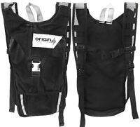 Origin8 Hydration Pack with 2.5 84.5 oz bladder Black/Gray