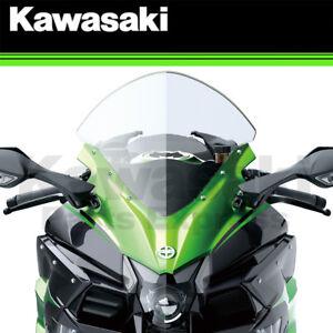 NEW 2018 GENUINE KAWASAKI NINJA H2™ SX LARGE WINDSHIELD 99994-1074