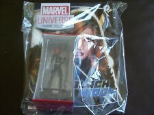 Panini marvel universe FIGURINE COLLECTION Nº 9 BLACK WIDOW