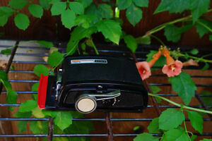 Singer Graflex RH20 for Roll Film Back 6x7 Format TYPE120 Black Holder