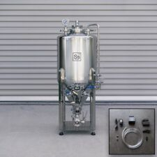 Ss Brewtech Unitank - 14 gal (With Chilling Package) - Chronical Conical Brewing