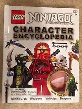 DK Lego Ninjago Character Encyclopedia Hardcover Book