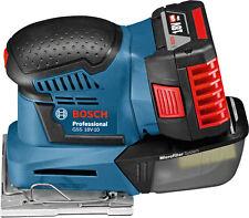 Bosch GSS 18V-10 Professional Akku-Schwingschleifer