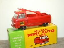 Commer 3/4 Ton Chassis Fire Service - Milton 832 India in Box *34358