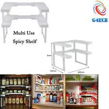 Spice Shelf breveté épicé Rack Empilable Organisateur Garde-Manger Cabinet GRATUIT LIVRAISON UK