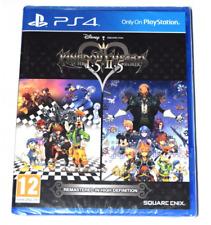 JUEGO PS4 - KINGDOM HEARTS HD 1.5 + 2.5 REMIX - ESPAÑOL - NUEVO PRECINTADO