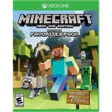 Minecraft: Xbox One Edition Favorites Pack - Xbox One