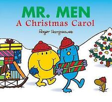 Mr. Men a Christmas Carol by Roger Hargreaves 2015 Paperback