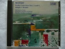 Oleh Krysa plays Mozart Violin Concerto Nos 3 & 5 Lydian 18145 CD NEW
