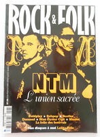 ROCK AND FOLK N° 493 - NTM COLDPLAY BEATLES DAMNED SHADES BLUE OYSTER CULT