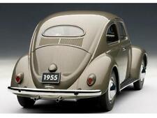 1:18 AUTOart Volkswagen Beetle 1200 1955  Polarisssilver 79777 NEU NEW
