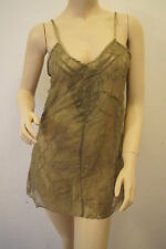 Women's Strappy, Spaghetti Strap Lace Casual Fitted Tops & Shirts