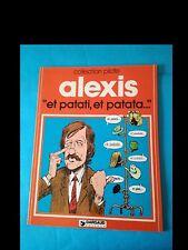 ALEXIS: 'ET PATATI, ET PATATA..' (ed. Dargaud)