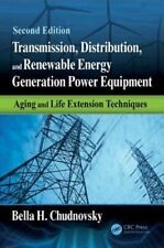 Transmission, Distribution, and Renewable Energy Generation Power Equipment: