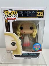 Edith Cushing #235 crimson peak horror funko pop vinyl bloody nycc