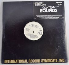 Adam Ant / the Ants 12 Out of Bounds US PROMO 2 Mixes The Police