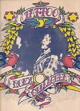 RORY GALLAGHER tattoo HOLLAND 1973 EX+  (LP2649)