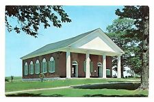 Warrior Run Church Postcard McEwensville Pennsylvania 19th Century Structure