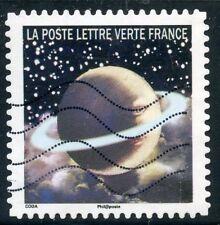 TIMBRE FRANCE  AUTOADHESIF OBLITERE N° 1333 / CORRESPONDANCES PLANETAIRES