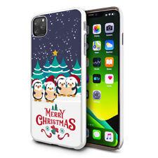 Christmas Xmas Festive Mobile Phone Case Cover For Apple Samsung Huawei - C10