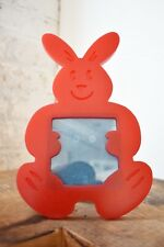 Red Bunny Picture Frame