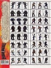 Deadlands RPG Cardstock Cowboys #3 Infernal Devices MINT