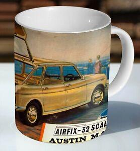 Airfix Austin Maxi Box Art Ceramic Coffee Mug - Cup