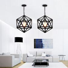 3X Modern Chandelier Lighting Kitchen Ceiling Lights Home Black Pendant Light