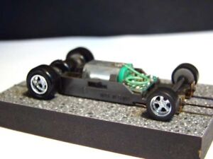 """MEGA-G+ PLUS 1.7 """"LONG"""" Chassis, CHROME CRAGAR MAGS, GOLD 52 NEO MAGS, GREAT!"""