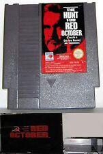 Gioco NINTENDO NES THE HUNT FOR RED OCTOBER caccia a ottobre rosso PAL A