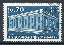 STAMP / TIMBRE FRANCE OBLITERE N° 1599 EUROPA