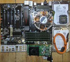 EVGA X58 SLI LE 757 Xeon X5675 6-CORE 3.06Ghz 12GB 2x1TB Seagate 7200RPM 8400GS