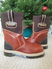 Dr Martens HOWK EH Steampunk Rigger Industrial Boots ASTM F2413-11 Womens Size 6