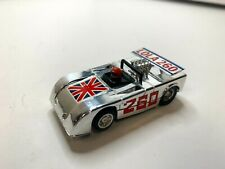 Vintage 1970'S Slot Cars V.Sharp Lola British Racer Tyco Slot Car