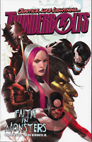 Thunderbolts Vol 1: Faith in Monsters by Ellis & Deodato Jr 2008, TPB Marvel OOP