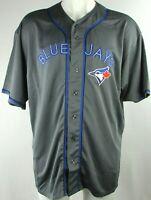 Toronto Blue Jays Men's Big & Tall Jersey MLB Majestic Charcoal