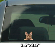 German Shepherd Stickers, Decals 001