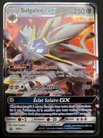 Carte Pokemon SOLGALEO SM16 PROMO Holo GX Soleil et Lune Pokebox FR
