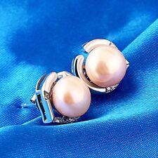J.Rosée Pendientes Pata de Ley 925 con Perlas de agua dulce Envios desde España
