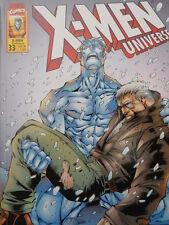 X-Men Deluxe n°33 1998 ed. Marvel Italia [G.211]