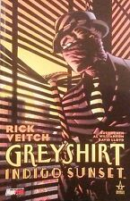 GREYSHIRT INDIGO SUNSET - Rick Veitch  - Magic Press