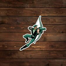 Green Arrow Animated Series Decal/Sticker