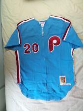 Mitchell Ness M&N Authentic Philadelphia Phillies Mike Schmidt Jersey XL 48 USA